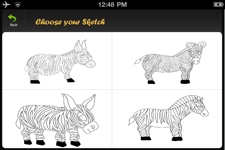 Punda the little Zebra Free - For Preschool Kids (ios) | AppCrawlr
