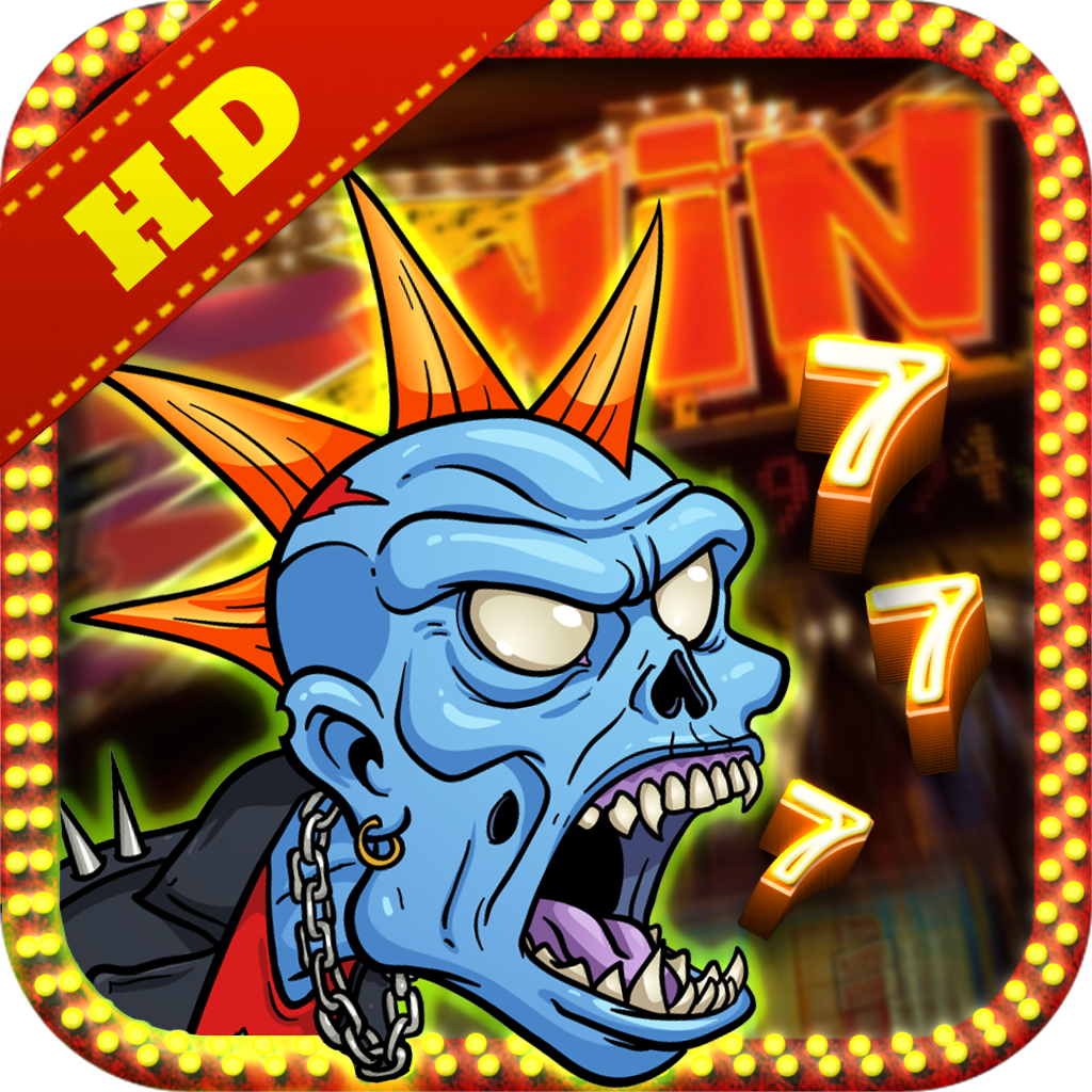 Addicted Zombies Lucky Slots - Casino Of The Dead HD